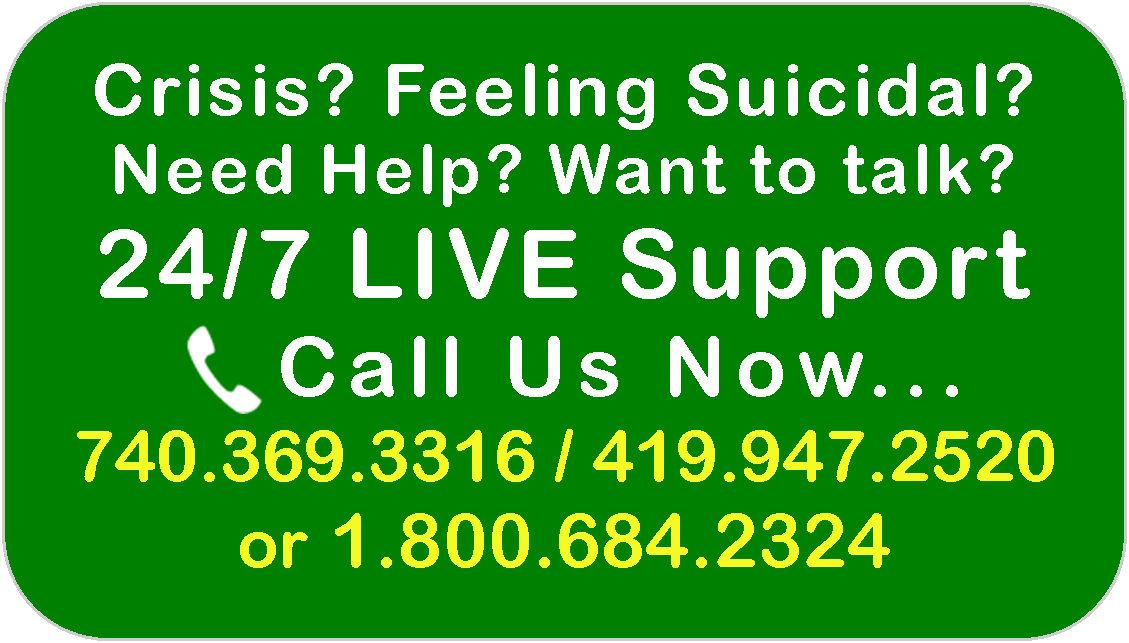 HelpLine of Delaware & Morrow Counties, Inc. � 24-hour Crisis Hotline