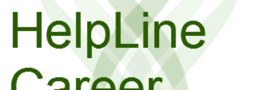 HelpLine » careers